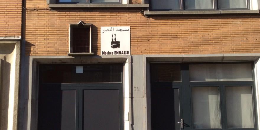 moskee antwerpen