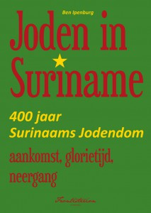 Cover Joden in Suriname 2