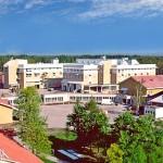 Bijkantoor in Sint Petersburg